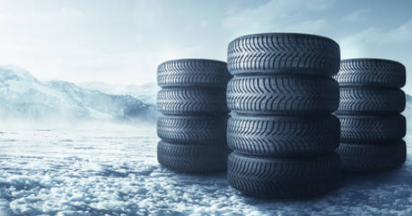 4-Thousand Tyres in Stock